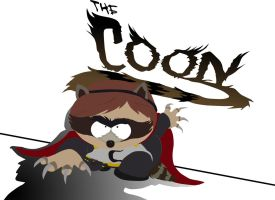 The Coon... Vectorized by Kaczorq