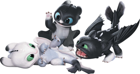 HTTYD 3 SPOILERS by Cynderthedragon5768