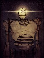 The Iron Giant by CrazyDebbuh