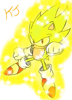 Super Sonic Mania by KuraiJinx
