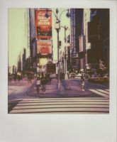 Times Square by jonniedee