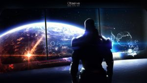 Observe - Mass effect by t1na