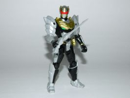 Megaforce Robo Knight Action Hero by LinearRanger