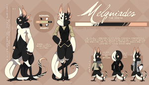 Grem2: Melquiades Reference by Nabaiki