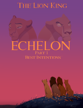 Echelon Part I- Best Intentions Cover by Sarn-Elyren