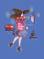 [Auction] Witch Adopt - OPEN by TheImperfectLife