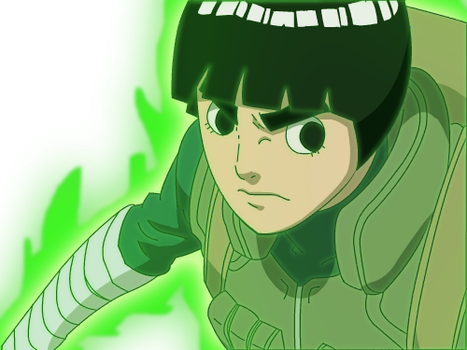 Rock-Lee Part2 By TuneAnime by TuneAnime