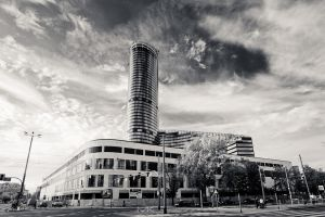 Sky Tower by mkev