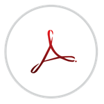 Adobe Reader V2 Icon for Mac OS X by hamzasaleem