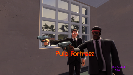 Pulp Fortress by Breached-Foundation