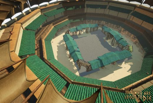 Arena Level - Updates4 by JordyLakiere