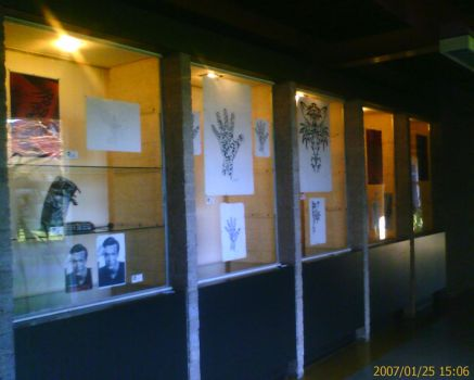 My First Exhibition by Airethilien
