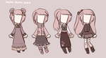 [outfit set] - cvrryspice [2] by hello-planet-chan