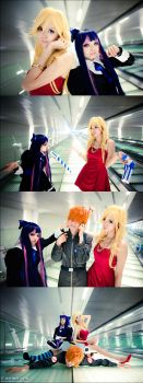 Panty N Stocking with Brief 05 by shiroang