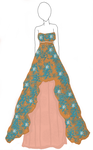 Outfit Adopt - Dress - OPEN by TheAdoptsHeart