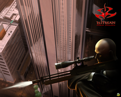 Hitman - Silent Assassin by Jagouille