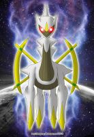 The Gods of the Metaverse: Arceus [GF.0196] by ThanyTony