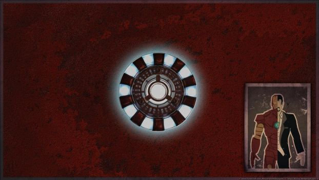 Ironman Abstract by bbboz