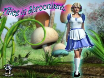 Alice in Schroomland by UncleSickey