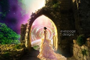 Dimensional Nature (Free Wallpaper) by Everpage