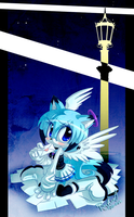 Letters AT xRyuuseix by EvilQueenie