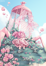 Pink Palanquin by HSanti