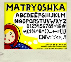 Matryoshka by deathmunkey