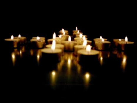 Candles in the dark by Dwor-kin