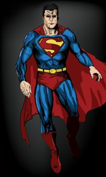 Man of Steel by Chars89
