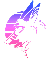 Vaporwave Sergal Version 2 by artwork-tee