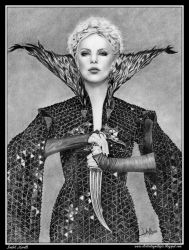 Snow White and the Huntsman-Ravenna by iSaBeL-MR