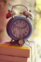 Tic,Tac-Time goes by by sternenfern