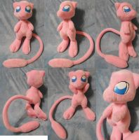 Mew 1/1 scale (for sale) by Rens-twin