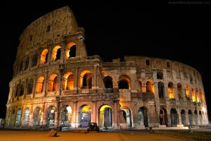Colosseum by Drazen1804