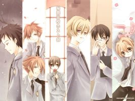 Ouran Koukou Host Club by HostClub