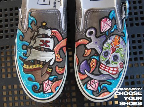 shoes for shannon by mburk