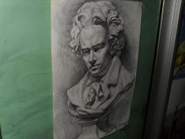 Beethoven by curryQ