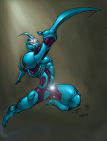 Guyver Recolor by Cypher7523