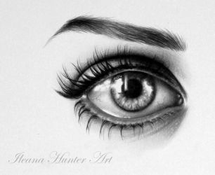 The Half Series - Katy Perry detail by IleanaHunter