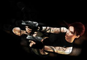 Re-Invention Of Lara Croft by RinoTheBouncer