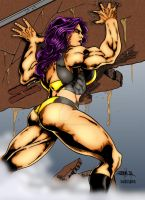 Fuerza by Jean Sinclair by THE-Darcsyde