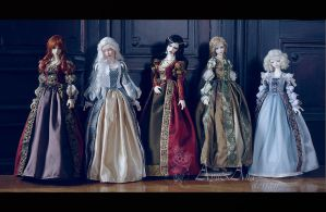 The Royal Jewels collection by AyuAna