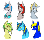 Bronies by TheNecroSpectra