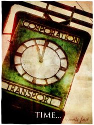 Time Travels Fast by FaizanQ