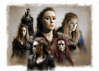 clexa by andersapell