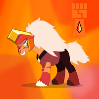 Homeworld Gems - Jasper by MLP-TrailGrazer