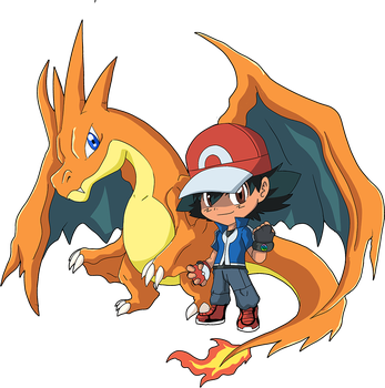 XY and ZARD by himanuts