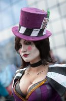 Me as Mad Moxxi by MiokoTenshi
