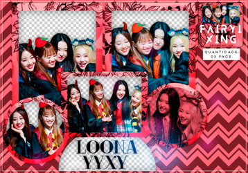 [PNG PACK #771] LOONA YYXY - (180701) by fairyixing