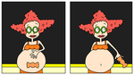 Rugrats: Didi and her Bumpbow by dev-catscratch